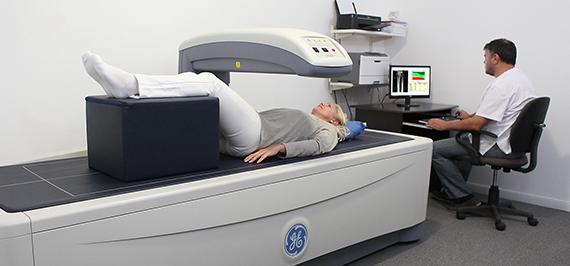Diagnóstico Óseo Densitometría